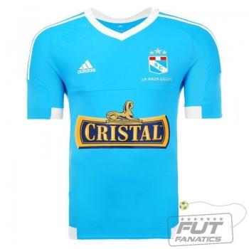 Camisa Adidas Sporting Cristal Home 2015