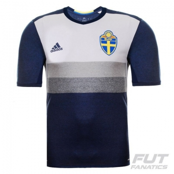 Camisa Adidas Suécia Away 2016