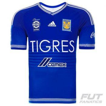Camisa Adidas Tigres Away 2015