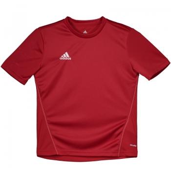 Camisa Adidas Treino Core 15 Juvenil Vermelha