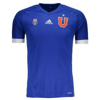 Camisa Adidas Universidad de Chile Home 2017