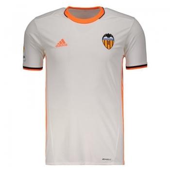 Camisa Adidas Valência Home 2017