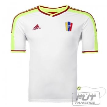 Camisa Adidas Venezuela Away 2014