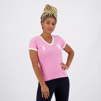Camisa Athletico Paranaense Outubro Rosa 2020 Feminina