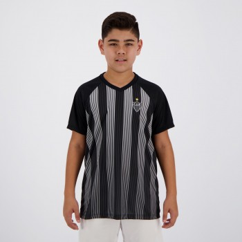 Camisa Atlético Mineiro Casual Infantil