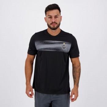 Camisa Atlético Mineiro Chain Preta