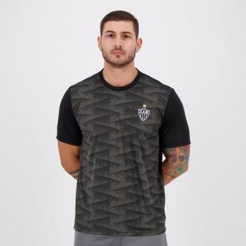 Camisa Atlético Mineiro Newton Preta