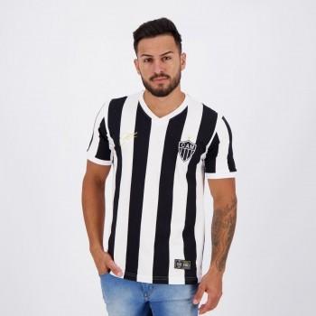 Camisa Atlético Mineiro Retrô 1983 Éder