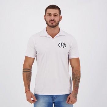 Camisa Atlético Mineiro Retrô Branca