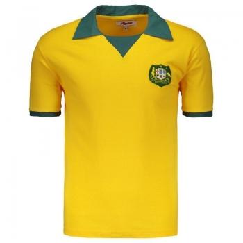 Camisa Austrália 1974 Retrô