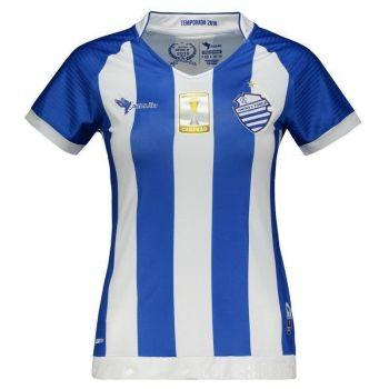 Camisa Azulão CSA I 2018 Nº 10 Feminina
