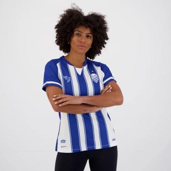 Camisa Azulão CSA I 2020 N° 10 Feminina