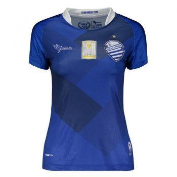 Camisa Azulão CSA II 2018 Feminina Nº10