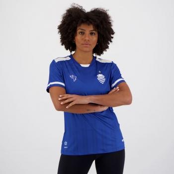 Camisa Azulão CSA II 2020 N° 10 Feminina