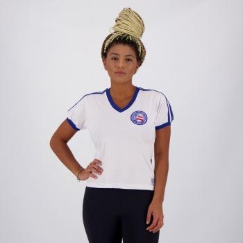 Camisa Bahia 1988 Feminina Branca