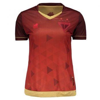 Camisa Leão 1918 Fortaleza Cordel Feminina
