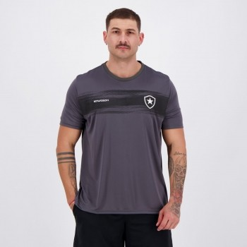 Camisa Botafogo Chain Chumbo