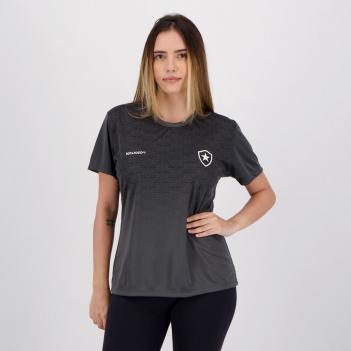 Camisa Botafogo Change Feminina Chumbo