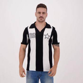 Camisa Botafogo Retrô 1962