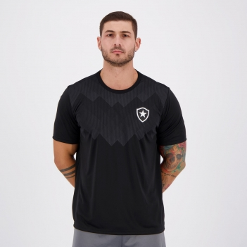 Camisa Botafogo Tekla Preta