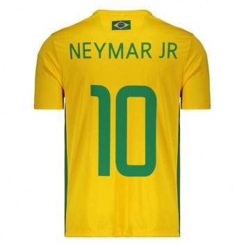 Camisa Brasil 10 Neymar Jr