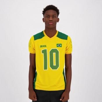 Camisa Brasil Ingá