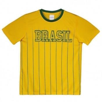 Camisa Brasil Xingu Infantil