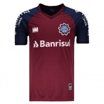 Camisa Bravo35 Caxias Do Sul I 2018 com Número