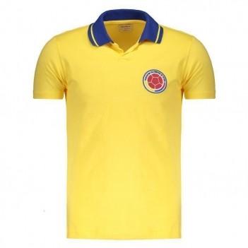 Camisa Colômbia Retrô 1993