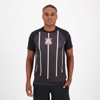 Camisa Corinthians Charles Chumbo e Preta