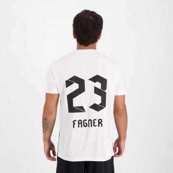 Camisa Corinthians Clair SCCP 23 Fagner
