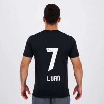 Camisa Corinthians Cubos 7 Luan