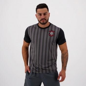 Camisa Corinthians Dark Side Preta