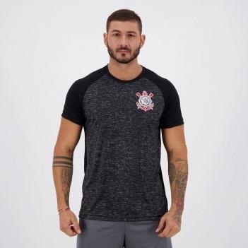 Camisa Corinthians Mixed Preta