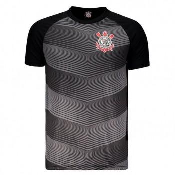 Camisa Corinthians New Element 2.0 Preta