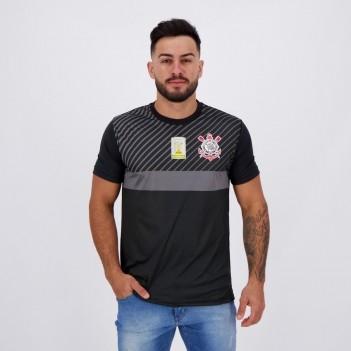 Camisa Corinthians Peter Com Patch