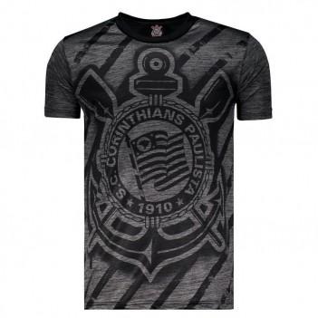 Camisa Corinthians Shadow Chumbo