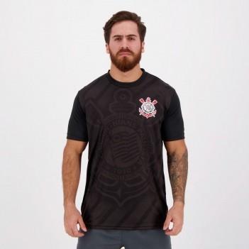 Camisa Corinthians Smith Preta