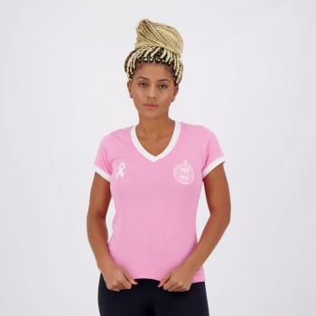 Camisa Coritiba Outubro Rosa 2020 Feminina