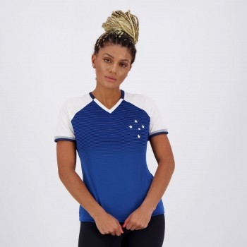 Camisa Cruzeiro Care Feminina