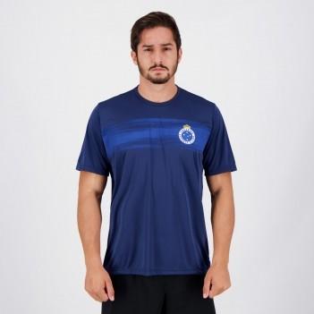 Camisa Cruzeiro Chain Azul
