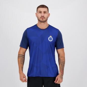Camisa Cruzeiro Fold Azul