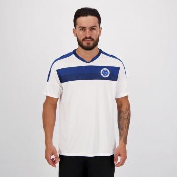Camisa Cruzeiro Frisk Branca