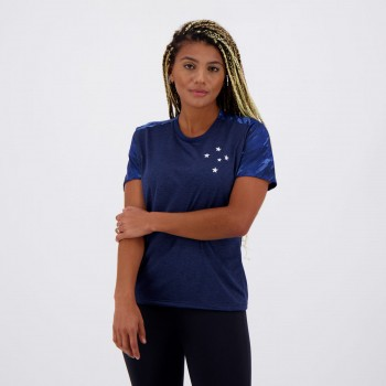 Camisa Cruzeiro From Feminina