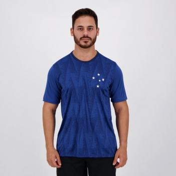 Camisa Cruzeiro Norm Azul