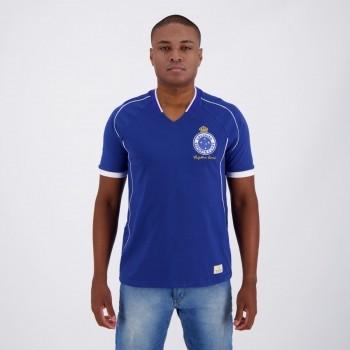 Camisa Cruzeiro Retrô Tríplice Coroa