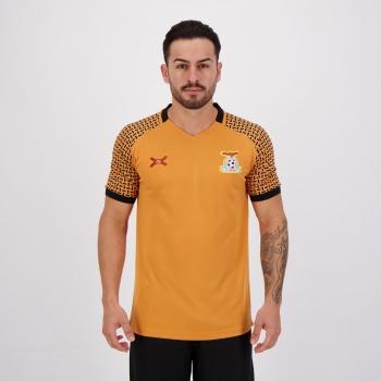 Camisa CU Zambia Away 2019