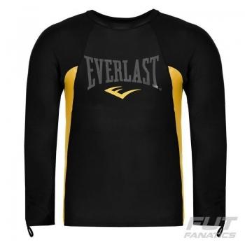 Camisa de Compressão Everlast Rashguard Recort Man