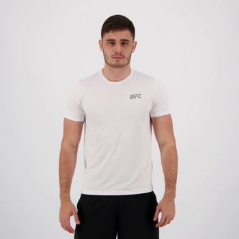 Camisa de Compressão UFC Training Branca