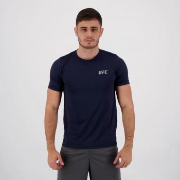 Camisa de Compressão UFC Training Marinho